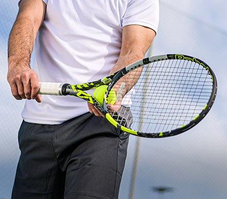Tennisracketar