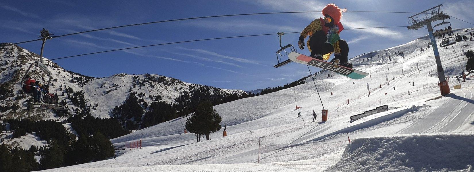 Renew your snowboard equipment