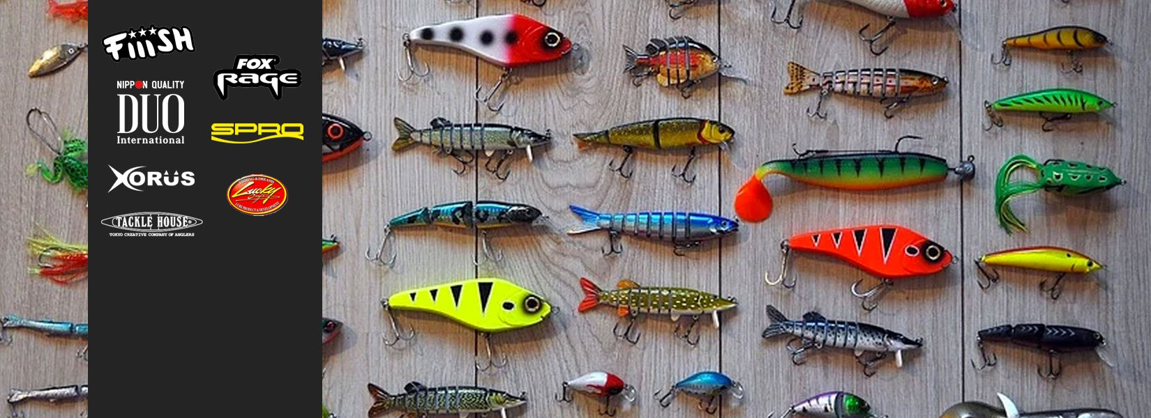 Discover our new lures