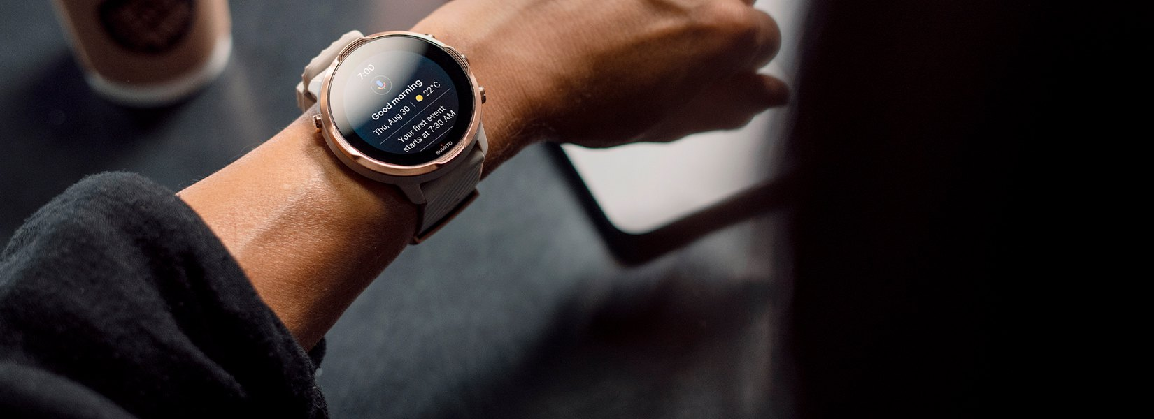 Suunto 7. The Smartwatch for Sporty Life
