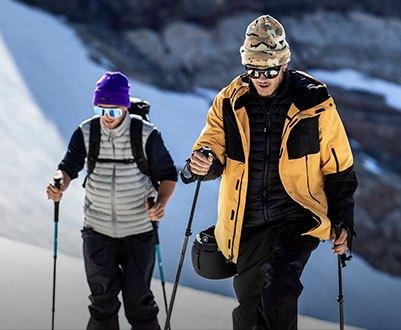 Máscaras de esqui