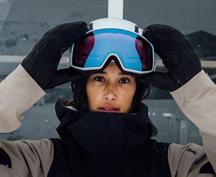 Nordischer Ski