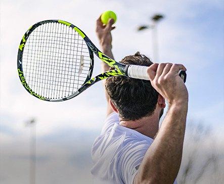Raquetes de tennis