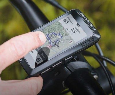 PYÖRÄTIETOKONEET GPS