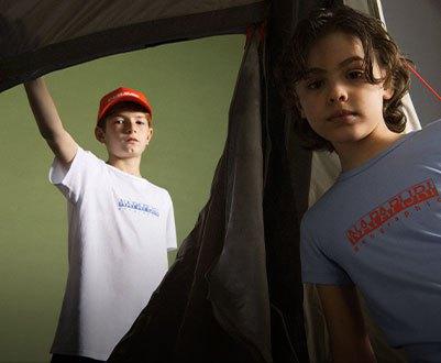 子供のジャケット