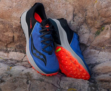 Men´s footwear for the trail