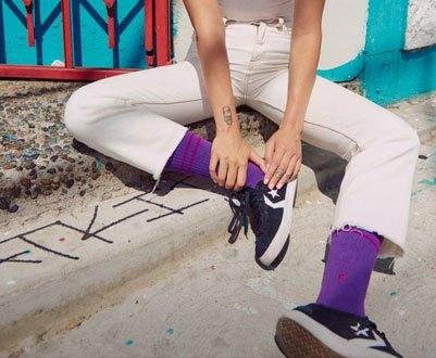sokker til kvinner