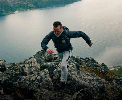 LIM trekking running