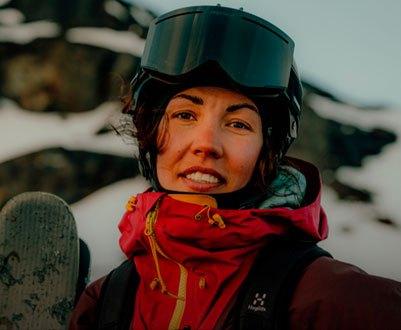 Sciare. Snowboard