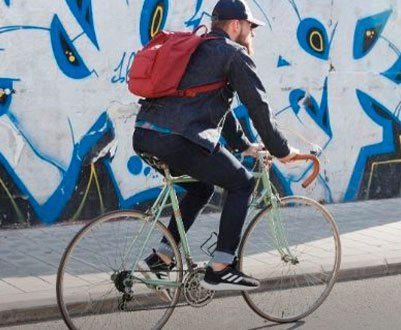 urban cycling clothes