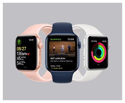 Smarte Uhren