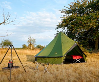 Family & Group Tents
