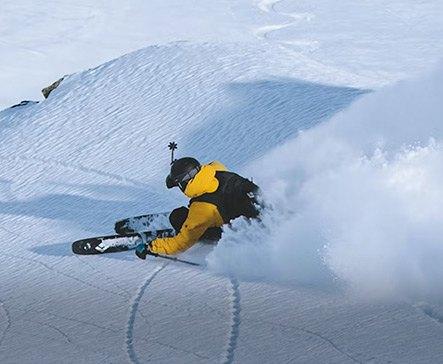 Pals d'esquí
