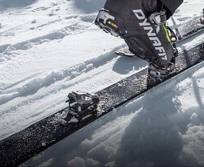 Fijaciones de esquí