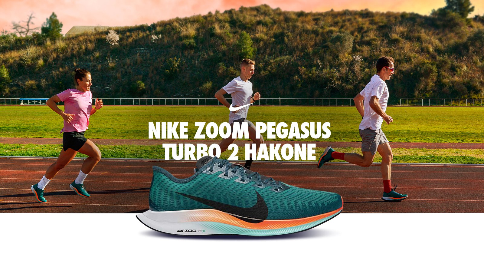 Nike Zoom Pegasus turbo 2 Hakone