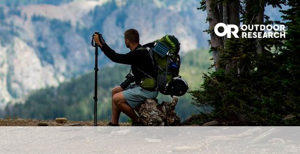 OUTDOOR RESEARCH en vente privée chez OUTLETINN